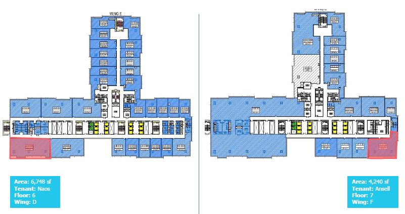 Seawoods Grand Central II Navi Mumbai floor plan