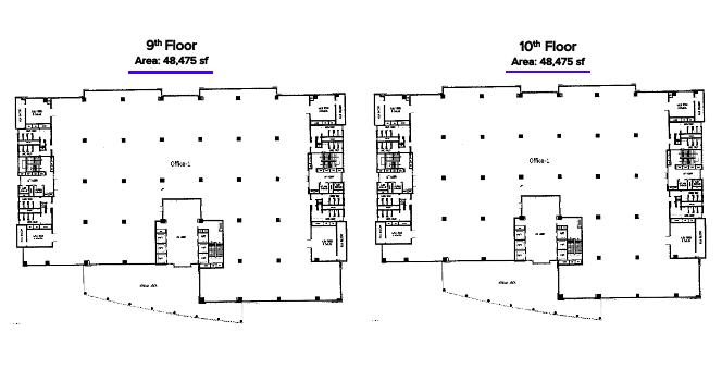 Mindspace Business Park HITEC City floor plan