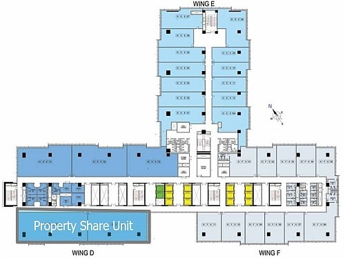 Seawoods Grand Central Navi Mumbai floor plan